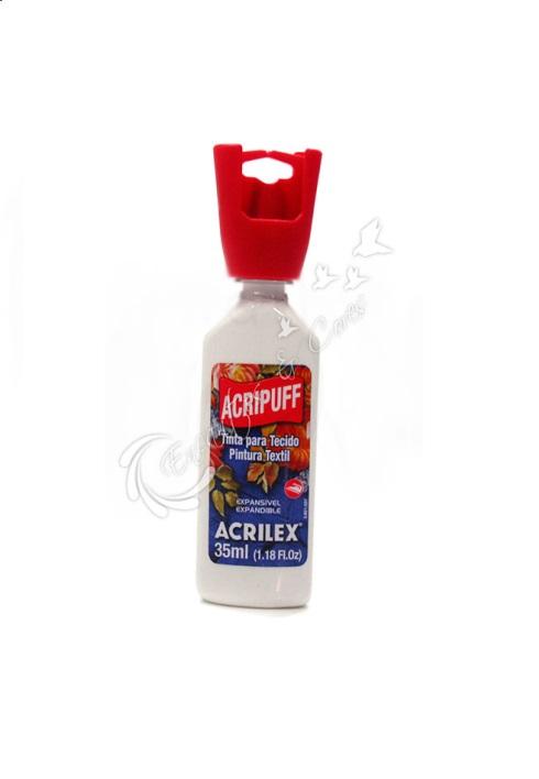 ACRIPUFF ACRILEX BRANCO 35 ML