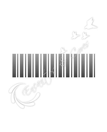 STENCIL OPA LISTRAS (OPA 1703)