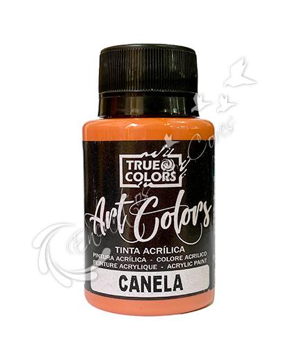TINTA ACRÍLICA TRUE COLORS ART COLORS CANELA 60ML