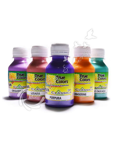 TINTA PVA TRUE COLORS 100ML