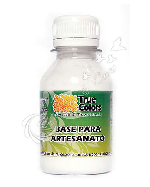 BASE PARA ARTESANATO TRUE COLORS 100ML