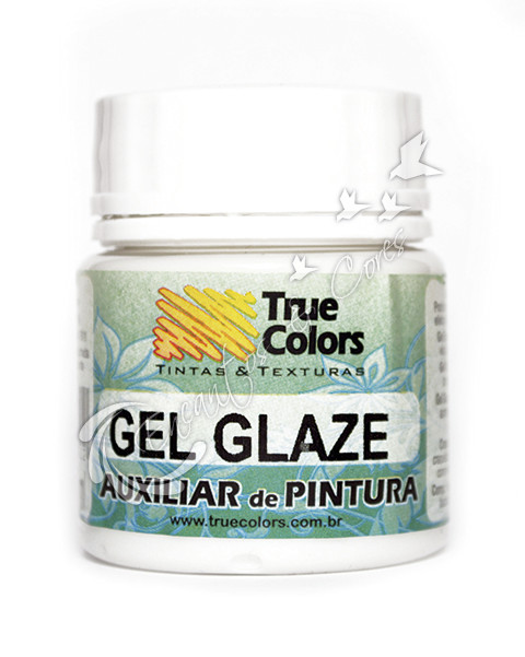 GEL GLAZE TRUE COLORS 55 ML