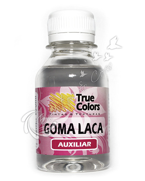 GOMA LACA TRUE COLORS 100 ML