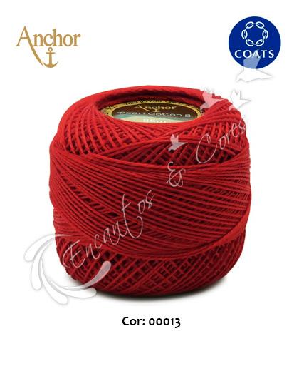 LINHA ANCHOR PERLE 85M COR-00013