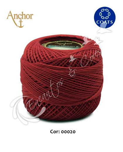 LINHA ANCHOR PERLE 85M COR-00020