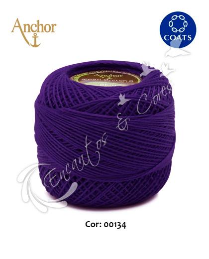 LINHA ANCHOR PERLE 85M COR-00134