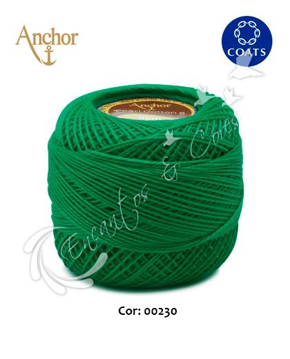 LINHA ANCHOR PERLE 85M COR-00230