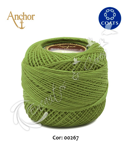 LINHA ANCHOR PERLE 85M COR-00267