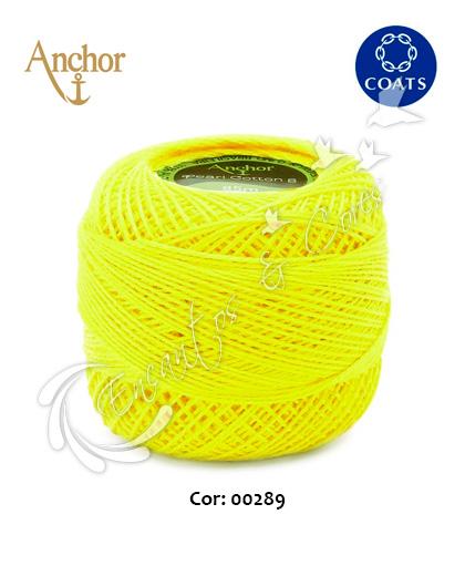 LINHA ANCHOR PERLE 85M COR-00289