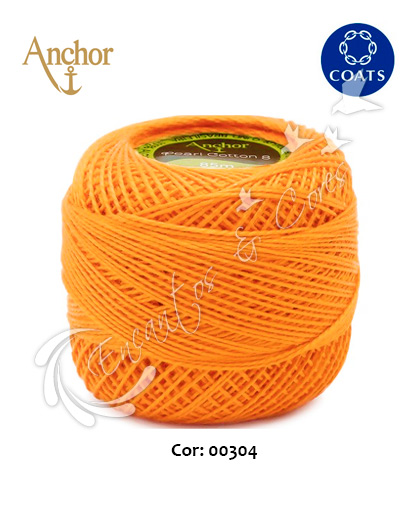 LINHA ANCHOR PERLE 85M COR-00304