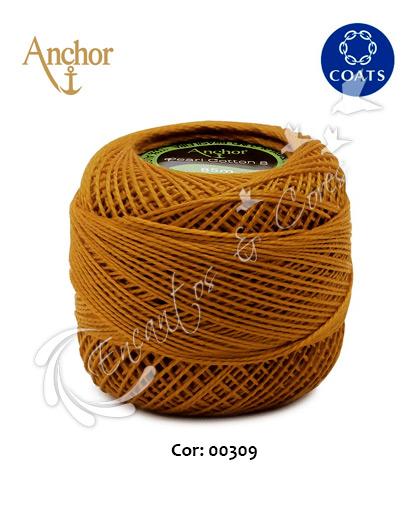 LINHA ANCHOR PERLE 85M COR-00309