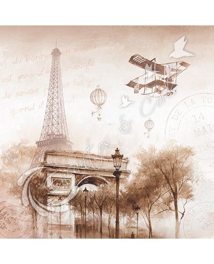 OPADECOR 30,5X30,5 CIDADE PARIS OPA 2795