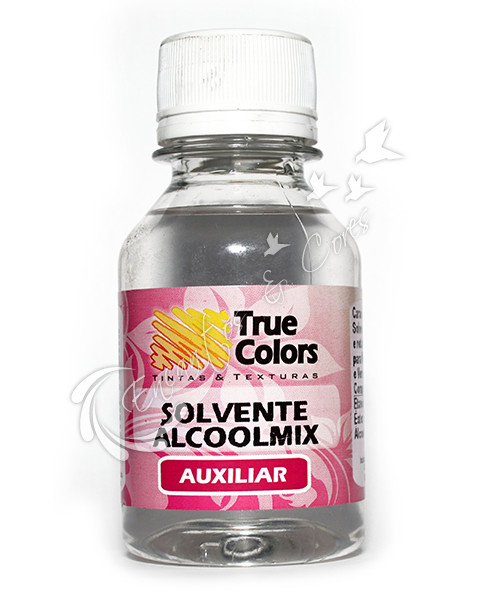 SOLVENTE TRUE COLORS ALCOOLMIX 100 ML