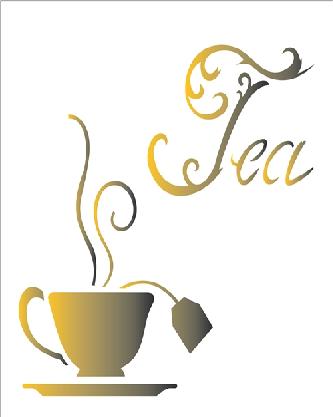 STENCIL OPA TEA (OPA 1743)