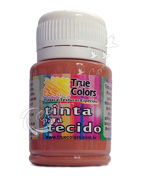 TINTA TECIDO TRUE COLORS CASTOR 37 ML REF 31052