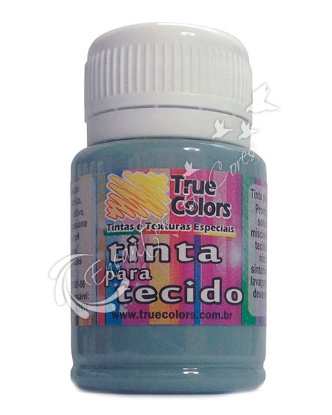 TINTA TECIDO TRUE COLORS CINZA LUNAR 37 ML REF 31071
