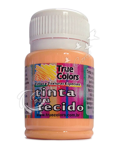 TINTA TECIDO TRUE COLORS PAPAIA 37 ML REF 31028